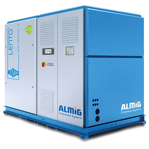 Compresor Oil Free Lento ALMIG aer comprimat Timisoara